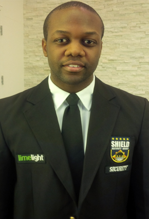 Shield Security Officer
